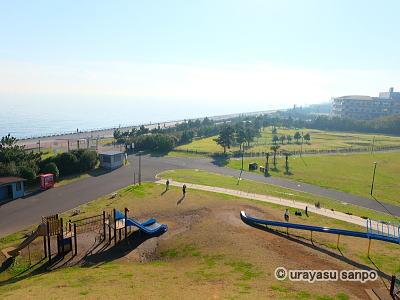 海浜 公園 浦安